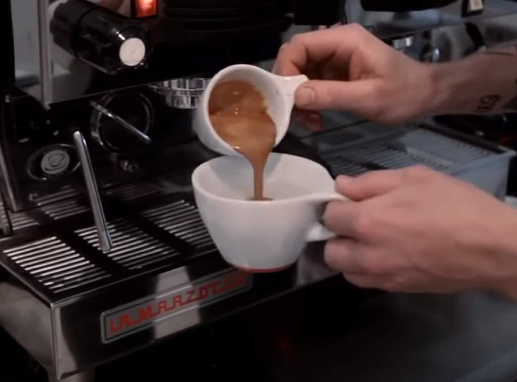 espresso americano coffee
