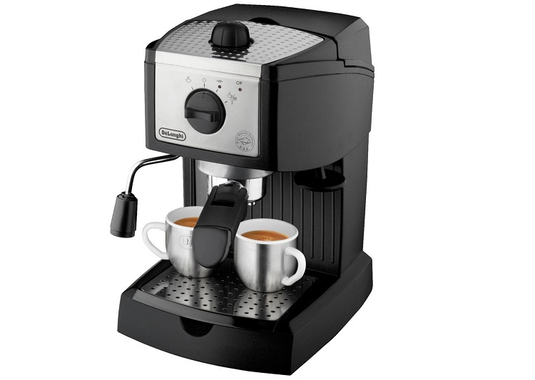 De'Longhi EC155 15 Bar semiautomatic espresso machine