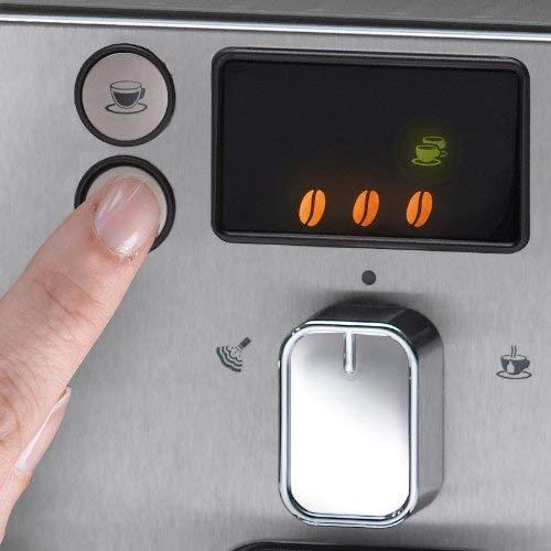 Gaggia Brera control panel
