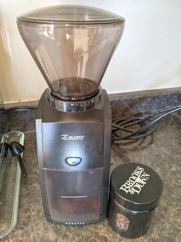 Burr Coffee Grinder Baratza Encore